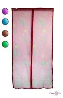 Москітна сітка на двері на магнітах з малюнком 210х100 см