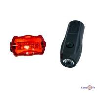Ліхтарик зі стопом на велосипед Bicycle Light BL-T0798