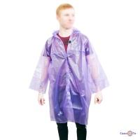 Дощовик підлітковий на липучках