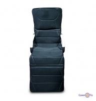 Электрический массажный матрас для спины с пультом Massage Bella