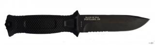 Нож туристический Gerber - нож для выживания, с чехлом, 25 см