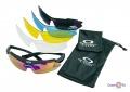 Тактичні окуляри з поляризацією Oakley з диоптрической вставкою