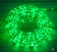 Вулична новорічна гірлянда на 8 метрів Xmas Rope Light G Зелена