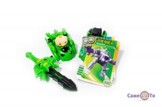 Трансформер робот Monkart с мечом - робот игрушка