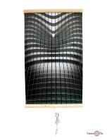 Гнучкий обігрівач на стіну Геометрія форм Самет 400Вт