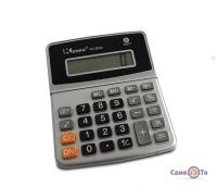 Калькулятор з відсотками Kenko KK-800A, 8-ми розрядний