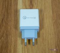 Зарядний пристрій для телефону на 4 роз'єми Fast Charge AR430 (6926)