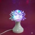 Ночной светильник настольный Лотос (RHD-21) - детский ночник