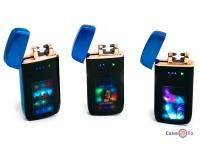 Сенсорна електронна USB запальничка Lighter ZGP 70