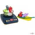 """Дитяча кухня """"Induction cooker"""" іграшкова плита з водою і парою + набір для ліплення з пластиліну"""
