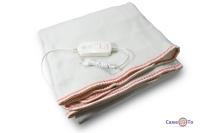 Двуспальная электрическая простынь Electric Blanket 150x155 см - матрас с подогревом
