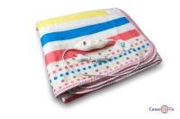 Електричне простирадло Electric Blanket 150x120 см - електричний матрас для ліжка