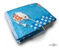 Электропростынь с подогревом Electric Blanket - электроматрас 150x120 см