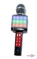 Дитячий мікрофон для караоке WSTER WS 1828 - Bluetooth мікрофон з USB