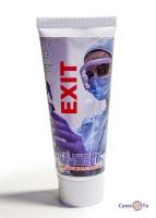 Антибактериальный гель для дезинфекции рук - санитайзер EXIT, 75 мл