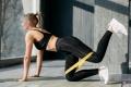 Спортивна резина для фітнесу Raciness - резинові петлі для тренувань (3 шт./уп.)