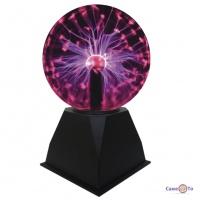 Нічник дитячий Plasma Light - плазмова куля Тесли 5