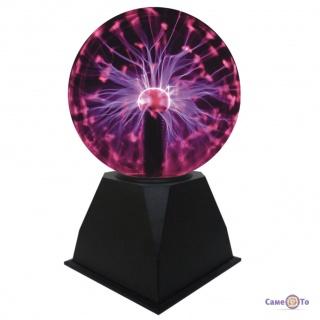 """Нічник дитячий Plasma Light - плазмова куля Тесли 5"""""""