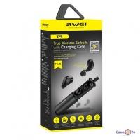 Bluetooth навушники для телефону Awei T5