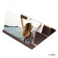 Увеличительное стекло подставка для телефона 3D Video Amplifier