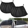 Сонцезахисні шторки для авто універсальні 2 шт