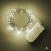 Новорічна гірлянда на батарейках AnBlub LED 2м