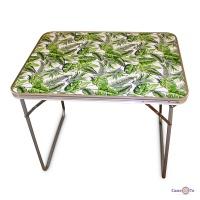 Розкладний столик для пікніка - туристичний похідний стіл Styleberg