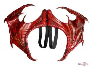 Крила дракона на спину - косплей костюм на тематичну вечірку, Хелоуін