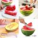 Нож для нарезки арбуза и дыни ровными дольками Angurello Gnietti Watermelon corer & server