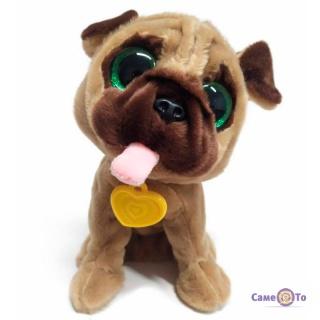 Інтерактивна іграшка Розумний улюбленець - коричнева інтерактивна собачка