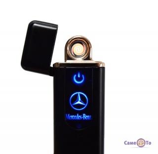 Електронна запальничка Lighter Classic Fashionable (5175) - імпульсна запальничка з USB