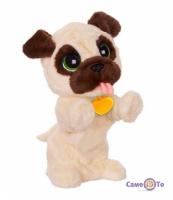 Интерактивная собака Умный питомец - бежевый интерактивный щенок