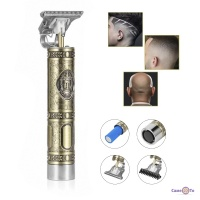 Трімер для бороди беспровідной Professional Hair Clipper WS-T99 машинка для стрижки