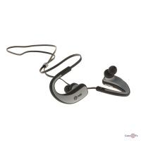 Вакуумні навушники безпроводні для бігу з мікрофоном Pom Gear