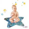 """Дитячий водний килимок, що розвиває акваковрік """"Зірка"""" для немовляти"""