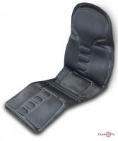 Массажная накидка на кресло в авто с подогревом JB-100B 12V