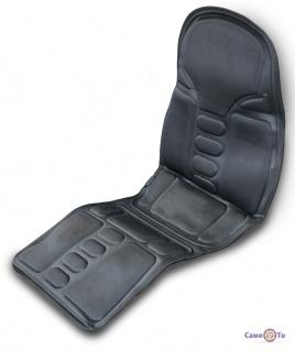 Масажна накидка на сидіння автомобіля з підігрівом JB-100B 12V
