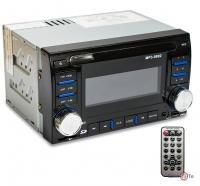 Автомагнитола 2 din - двухдиновая магнитола в машину Mosfet MP3-9902 (USB + SD Card)