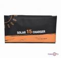 Портативная солнечная батарея Solar 15 Charger - солнечная зарядка для телефона