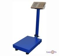 Ваги електронні промислові Domotec - ваги товарні, до 150 кг