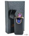 Зажигалка электронная - электродуговая USB зажигалка ZGP 20