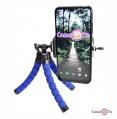 Гибкий штатив для телефона Осьминог - держатель для смартфона и фотоаппарата