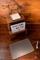 Електрокилимок з підігрівом (ковролін) Тріо (коричневий, зкруглені кути)