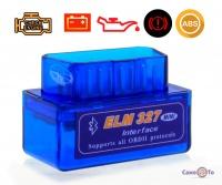Автомобільний сканер ELM 327 mini Bluetooth (вер. 1.5)