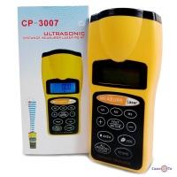 Лазерний далекомір Ultrasonic CP 3007 - це рулетка ультразвукова
