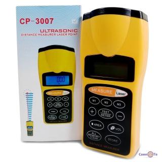 Лазерный дальномер Ultrasonic CP 3007 - компактная лазерная линейка