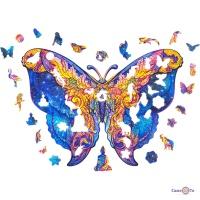 Дерев'яний пазл Метелик
