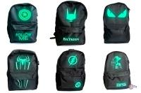 Рюкзак що світиться в темряві з USB зарядкою