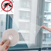 Москітна сітка на вікна біла 1.5х1.3 м